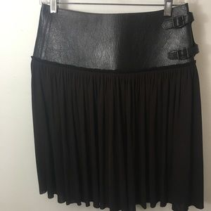 Jean Paul Gaultier mini skirt